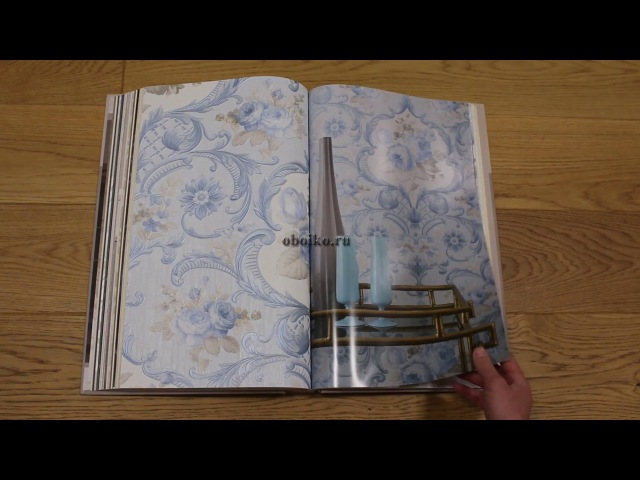 Видео-каталог немецких обоев Marburg Opulence Classic