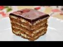 МЕГА БЫСТРЫЙ торт БЕЗ ВЫПЕЧКИ с кокосовым кремом