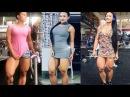 Красавица с НОГАМИ, как у ХАЛКА - Jessica Olaya Betancur - бодибилдинг мотивация