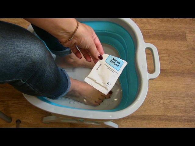 Копеечное средство от грибка стоп и ногтей