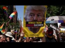 New York Pride Marchers Target Trump as San Francisco Parties