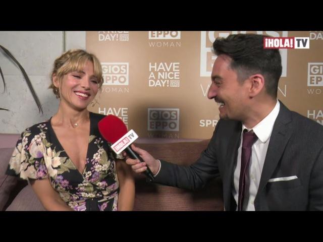 Elsa Pataky revela que aún le está enseñando español a Chris Hemsworth | La Hora ¡HOLA!