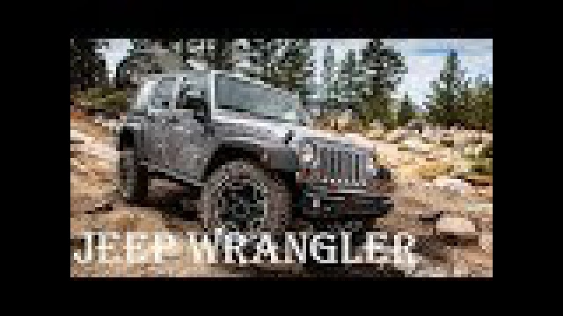 JEEP Wrangler Rubicon Sport 2017 Unlimited Review - Off Road, Mods - Specs Reviews | Auto Highlights