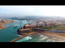 Illegal drone footage of Rabat, Morocco