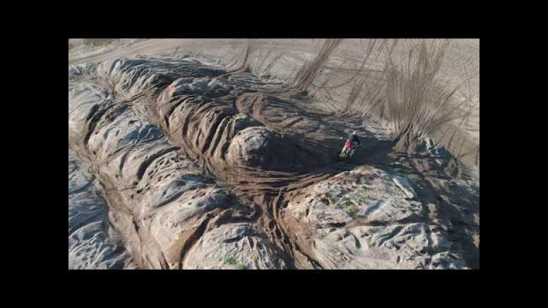 Motocross meets Drohne / Kiesgrube Weeze 4.11.2017