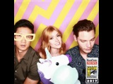 Harry, Kat and Dom