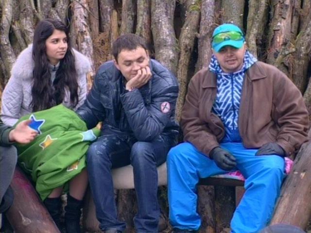 ДОМ-2 Город любви 3463 день Вечерний эфир (02.11.2013)