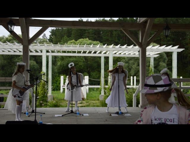 Шизгара Venus Хор ангелов концерт в швейцарском поселке Гельвеция 22 июля 2017