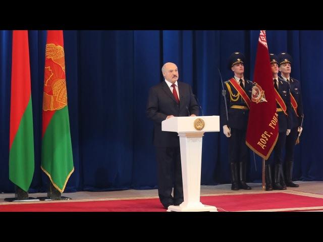 Лукашенко: КГБ Беларуси состоялся как эффективная и самодостаточная спецслужба суверенной страны