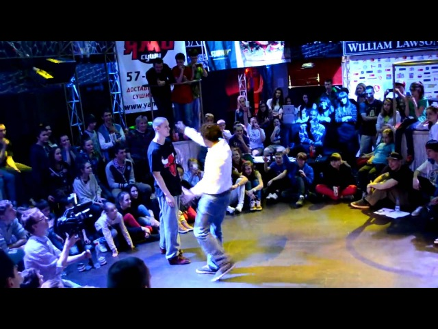 MaxiVan 2013 Dam'en vs P-Dog(win
