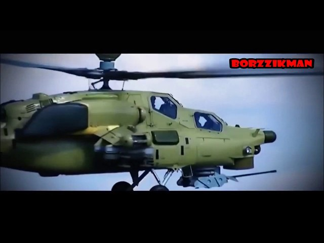 Masters of the Sky!Russian attack Choppers in action!Behold the Might of Justice!