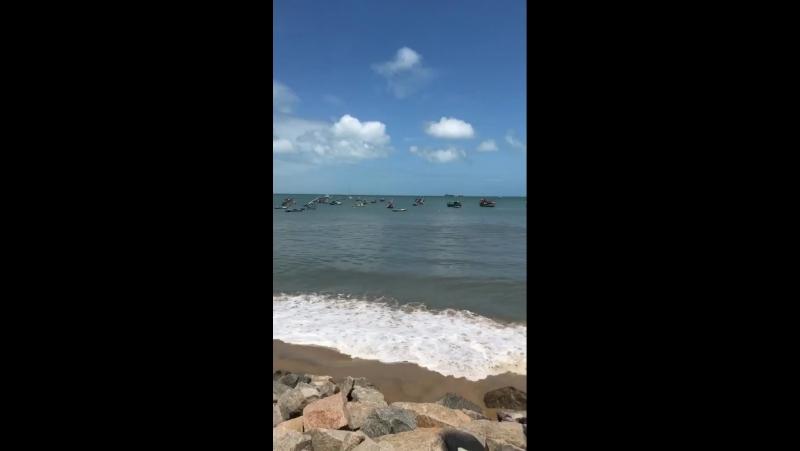 Beira mar-Fortaleza