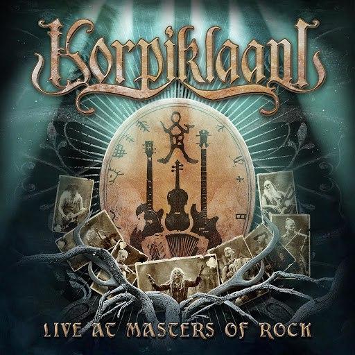 Korpiklaani альбом Erämaan ärjyt (Live 2016)
