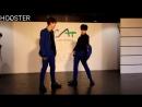 180118 Видео Чинху и Кюджина с мероприятия в рамках промоушена сингла «WILD LOVE» @ Осака.