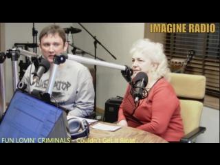 Татьяна Ивановна Горшенева и Михаил Мирого на RADIO IMAGINE.(эфир )