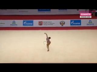 Salome Pazhava Hoop AA - GP Moscow 2018