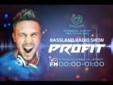 Bassland Show @ DFM (07.03.2018) - Повторение моего лайв сета с фестиваля World of DrumBass (24.02.2018)