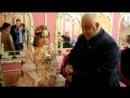 Цыганская богатая свадьба! Фата и платье из золота