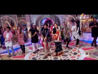 Sanaya Irani Ashish Sharma- Eid Dance VM (1)