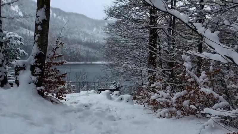 Winter Fairy tale in Bavaria