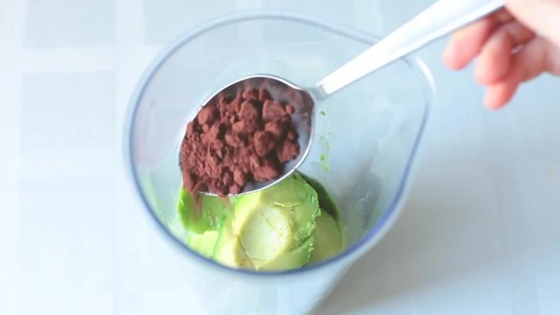 Полезная шоколадная паста-мусс! ¦ Веганский рецепт