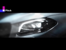 Mercedes-Benz X-Class  музыка Pixelord