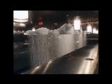 Снегопад в  кафе