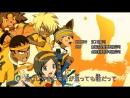 Inazuma Eleven Go: Chrono Stone | Одиннадцать молний. Только вперёд: Камень времени - 27 серия [AniMania]