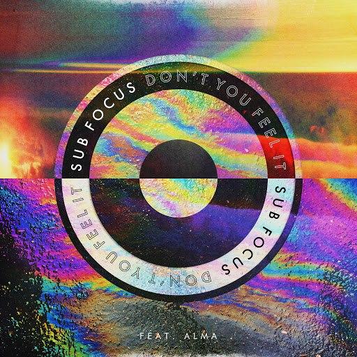 Sub Focus альбом Don't You Feel It (salute Remix)
