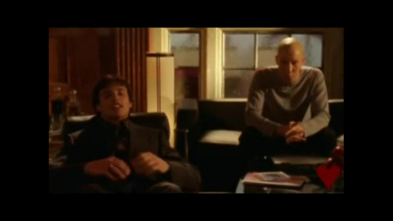 Love today (smallville bloopers)