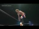 SANADA vs. YOSHI-HASHI (NJPW - 46th Anniversary Show)