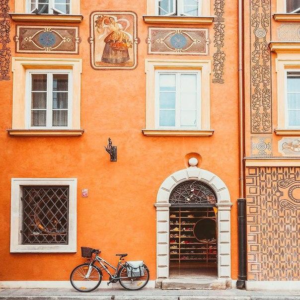 Калининград: прямые рейсы в Варшаву за 5700 рублей туда-обратно