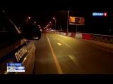 Рейд по ночным гонщикам прошел в Краснодаре