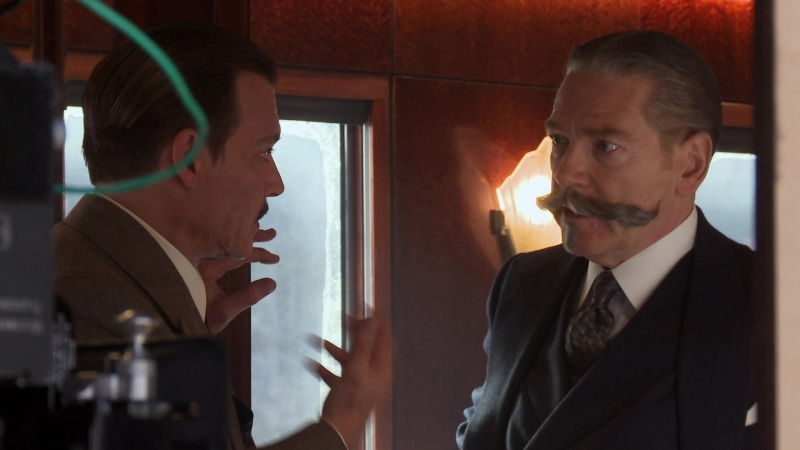 [Murder on the Orient Express] Unusual Suspects: Part One