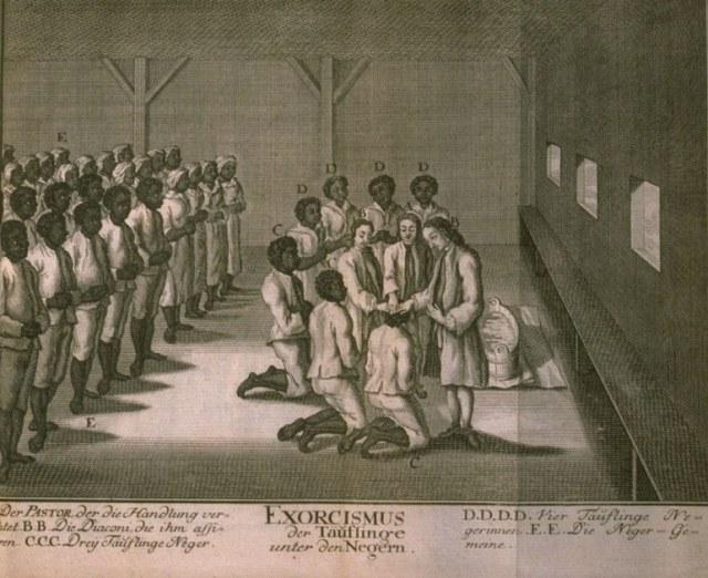 рабы в африке