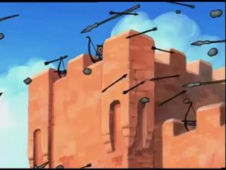 (Episode 2) Cluny, der Tyrann - Retter von Redwall