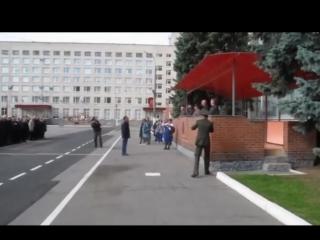 Встреча-40 выпускников 1 батальона (1973-1977 г) ВПУ МВД