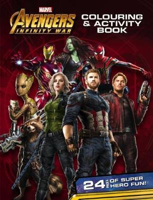 More Avengers Infinity War Promo Art Gives Us A Much