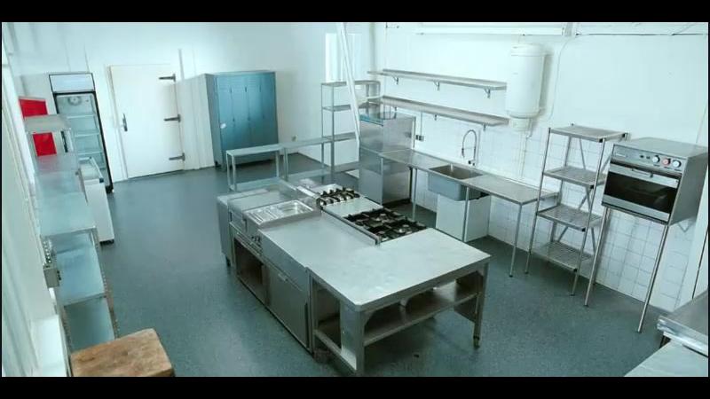 отрывок из Душевная кухня/Soul Kitchen (2009)