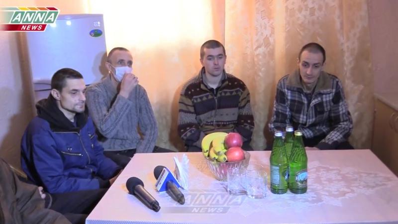 В ЛНР показали, в каких условиях содержатся украинские военнопленные
