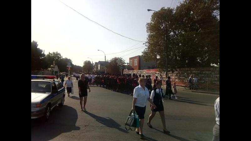 Вчера в ст.Тбилисской