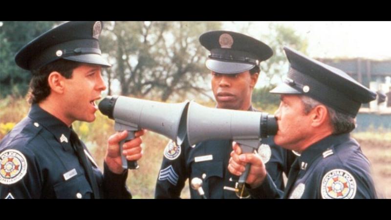 Полицейская академия 4: Граждане в дозоре / Police Academy 4: Citizens on Patrol. Перевод А.Гаврилов (ранняя версия)