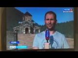 Краткий обзор о Репортаже с кругосветного путешествия Мир наш на канале Вести Новосибирск