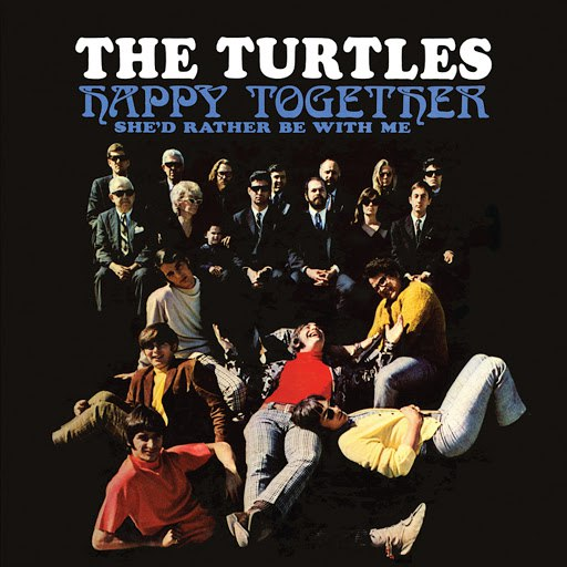 The Turtles альбом Happy Together (Deluxe Version)