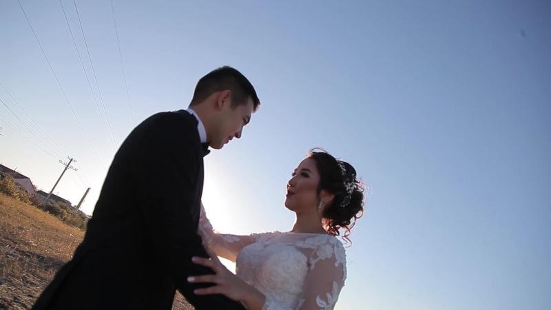 Wedding Klip Akjol Aktilek
