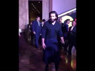 Ranveer Singh at GQ The 50 Most Influential Young Indians 2017