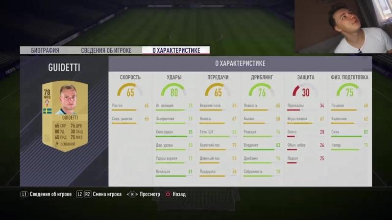 [Нечай] ДОЛБАНУТАЯ ДВОРОВАЯ КОМАНДА FIFA