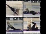 Растяжка стретчинг шпагат йога танцы Волжский