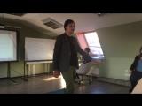 Виталий Власов об искусстве презентации