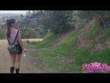 Kimber Lee - Quick Outdoor Handjob All Sex, Hardcore, Blowjob, Gonzo